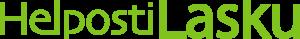 Yrityksen logo, Helposti Lasku.