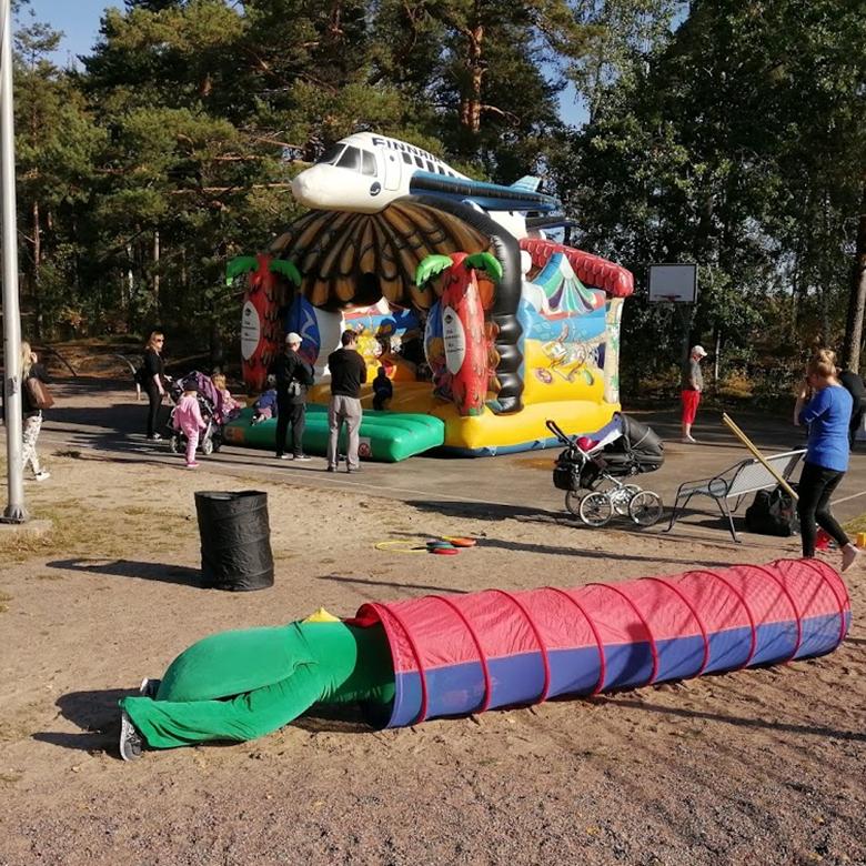 Liikuntarata Lapsille
