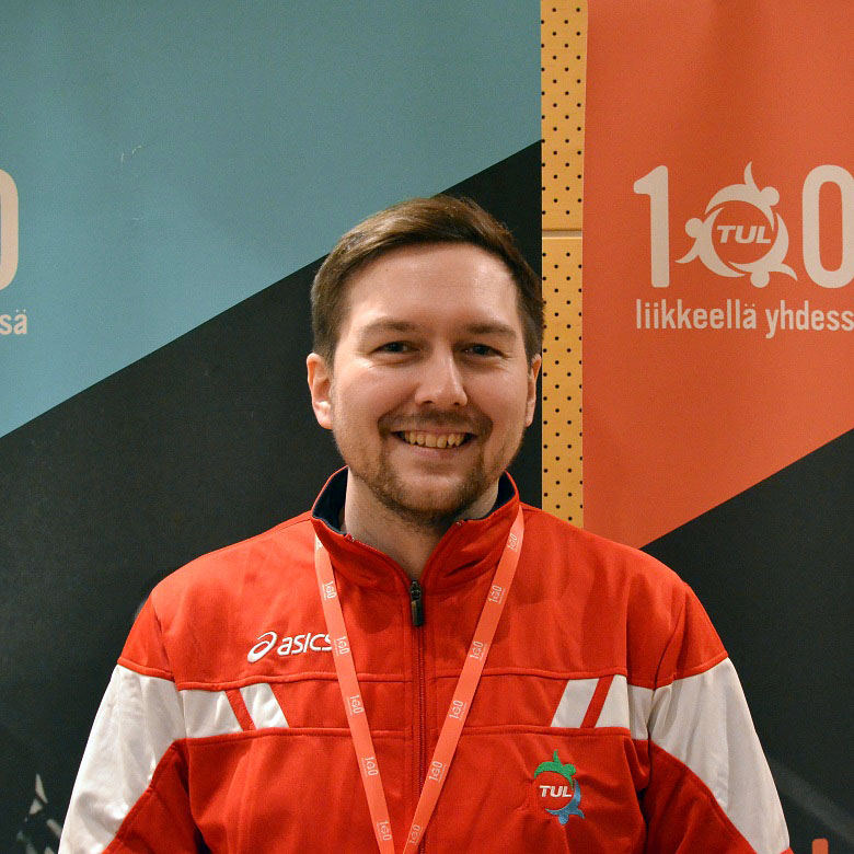 Henrik Nyholm rintakuva