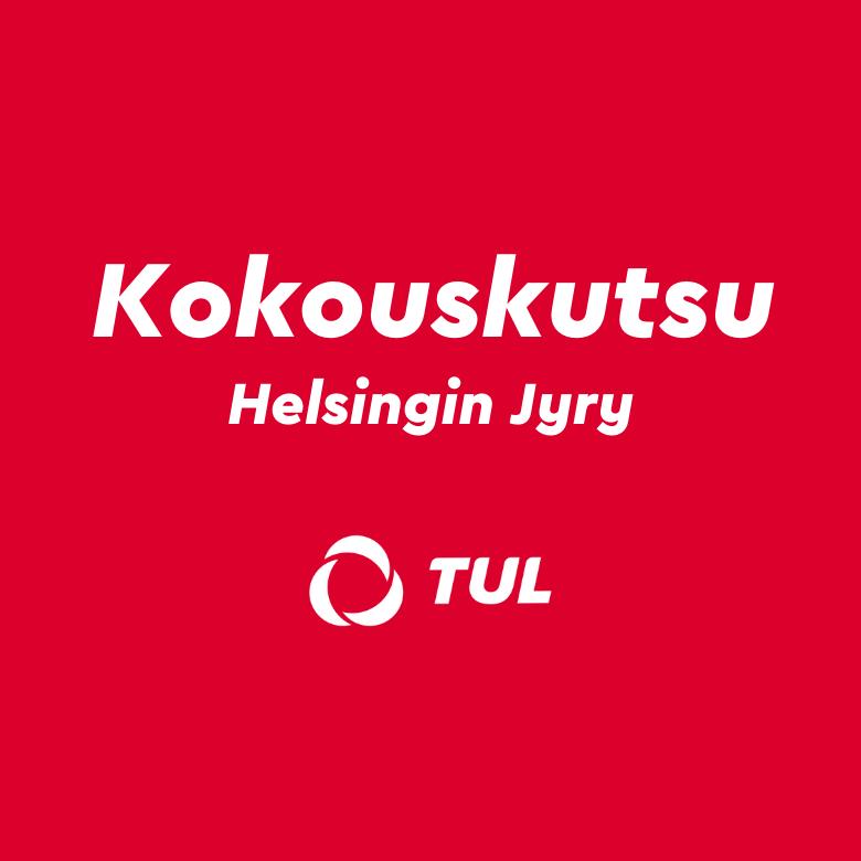 Kokouskutsu Helsingin Jyry