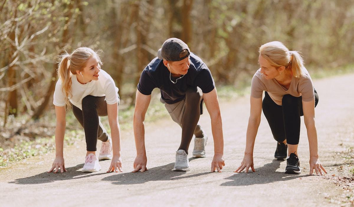 Nuorten liikuntaan pitää panostaa. Kuvituskuva.